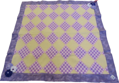 Crib Blanket (girl)