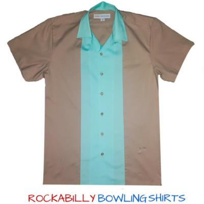 Classic 50s Bowling Shirt Carter