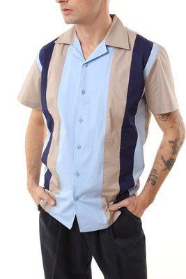 Men's Rockabilly Bowling Shirt NIKI