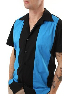 Retro Bowling Shirt RICHARD
