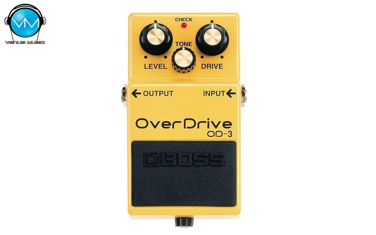 Pedal OverDrive Boss OD-3