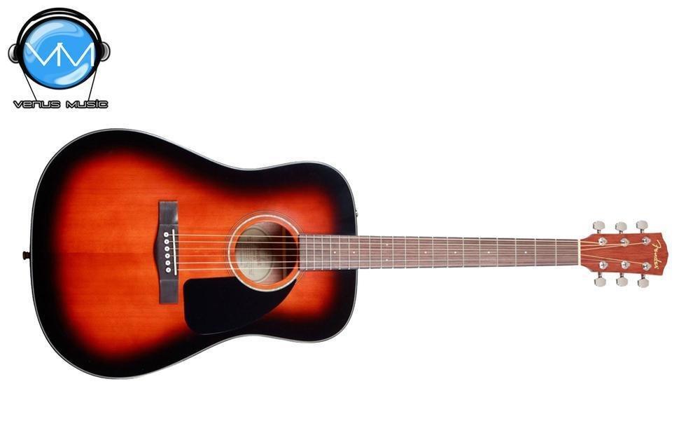 Fender DG-60 Guitarra Electroacústica Sunburst