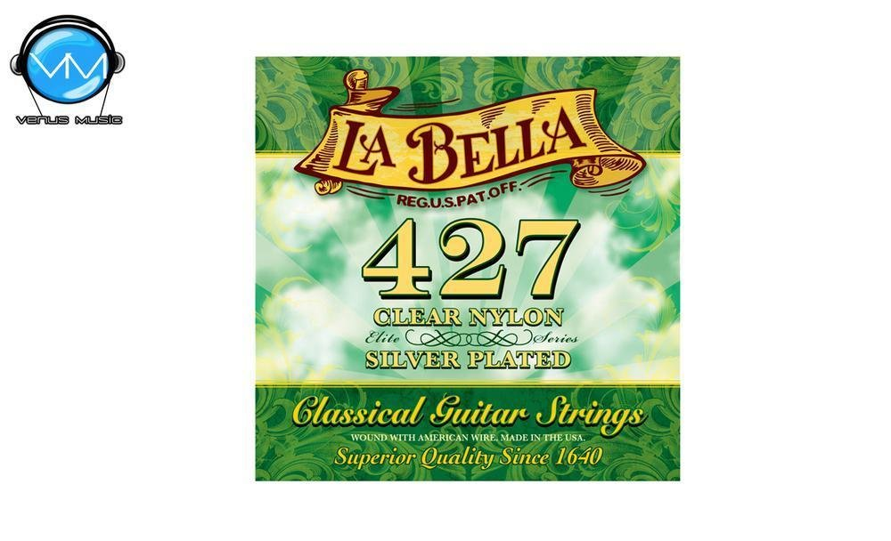 LABELLA 427 Encordadura Guit. Clásica Pacesetter Elite