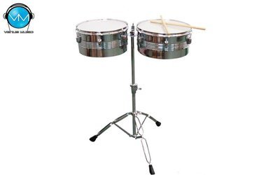 Timbales Greggs Percussion 13