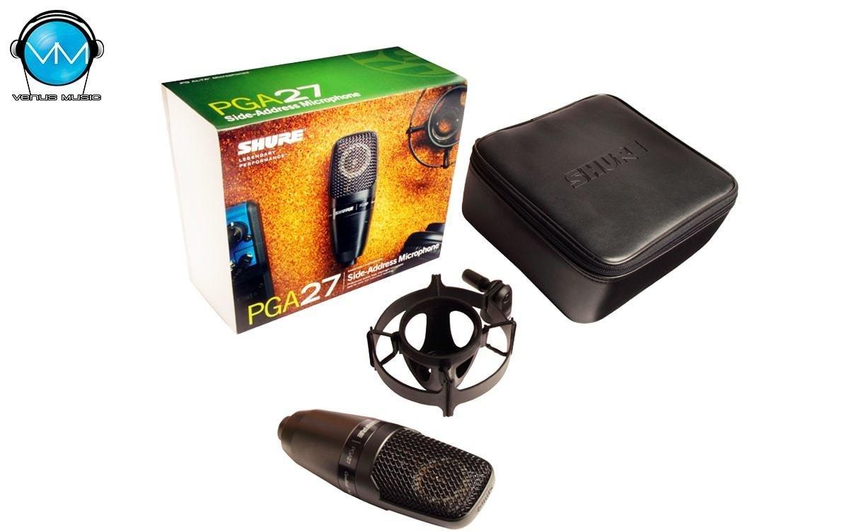 Micrófono Condensador Shure PGA27LC