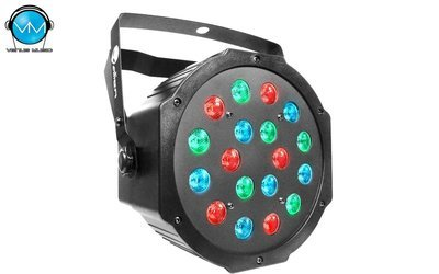 Par 18x3 RGB LED Alien