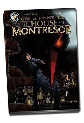 The House of Montresor complete graphic novel