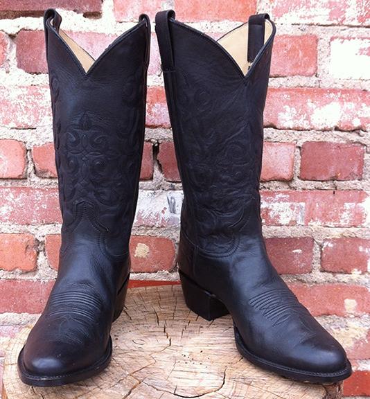 Slick Jim Everyday Cowboy Boots