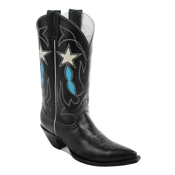 Haley's Comet Cowboy Boots
