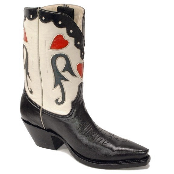 Pirouette Fancy Pee Wee Boots