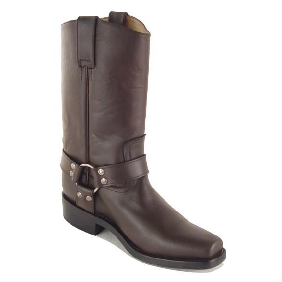 Rebel Yell Harness Walking Boots