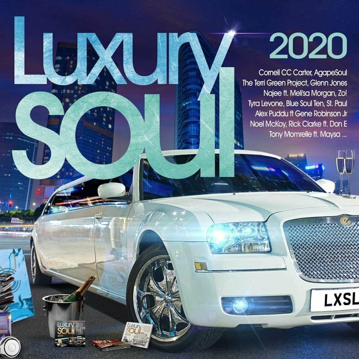 Luxury Soul 2020 (3CD)