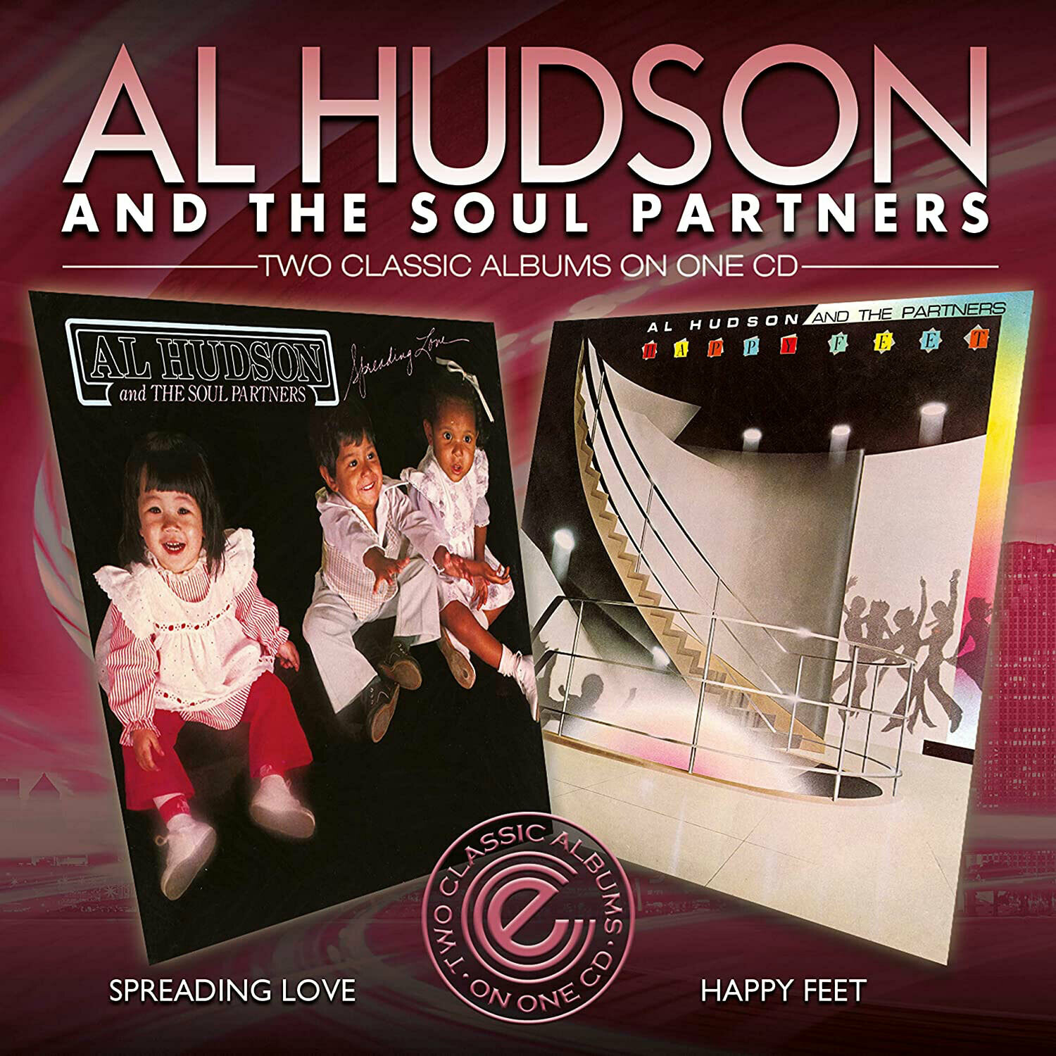 Al Hudson and The Soul Partners (CD)