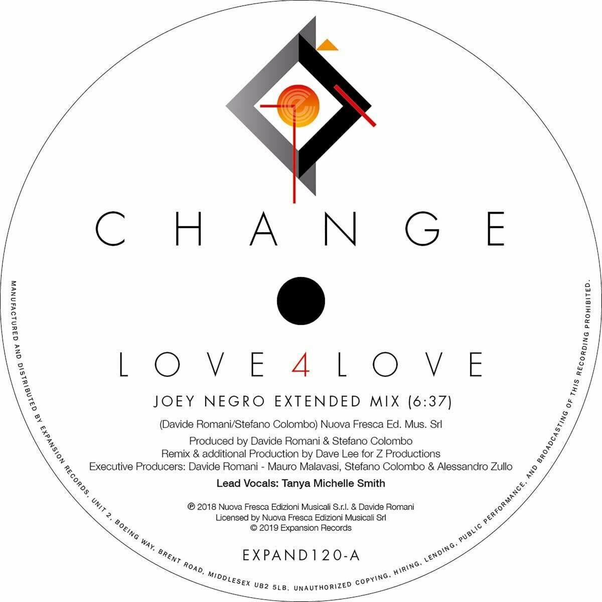 Change (12-inch)