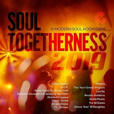 Soul Togetherness 2019 (CD)