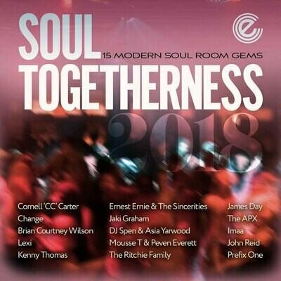 Soul Togetherness 2018 (CD)
