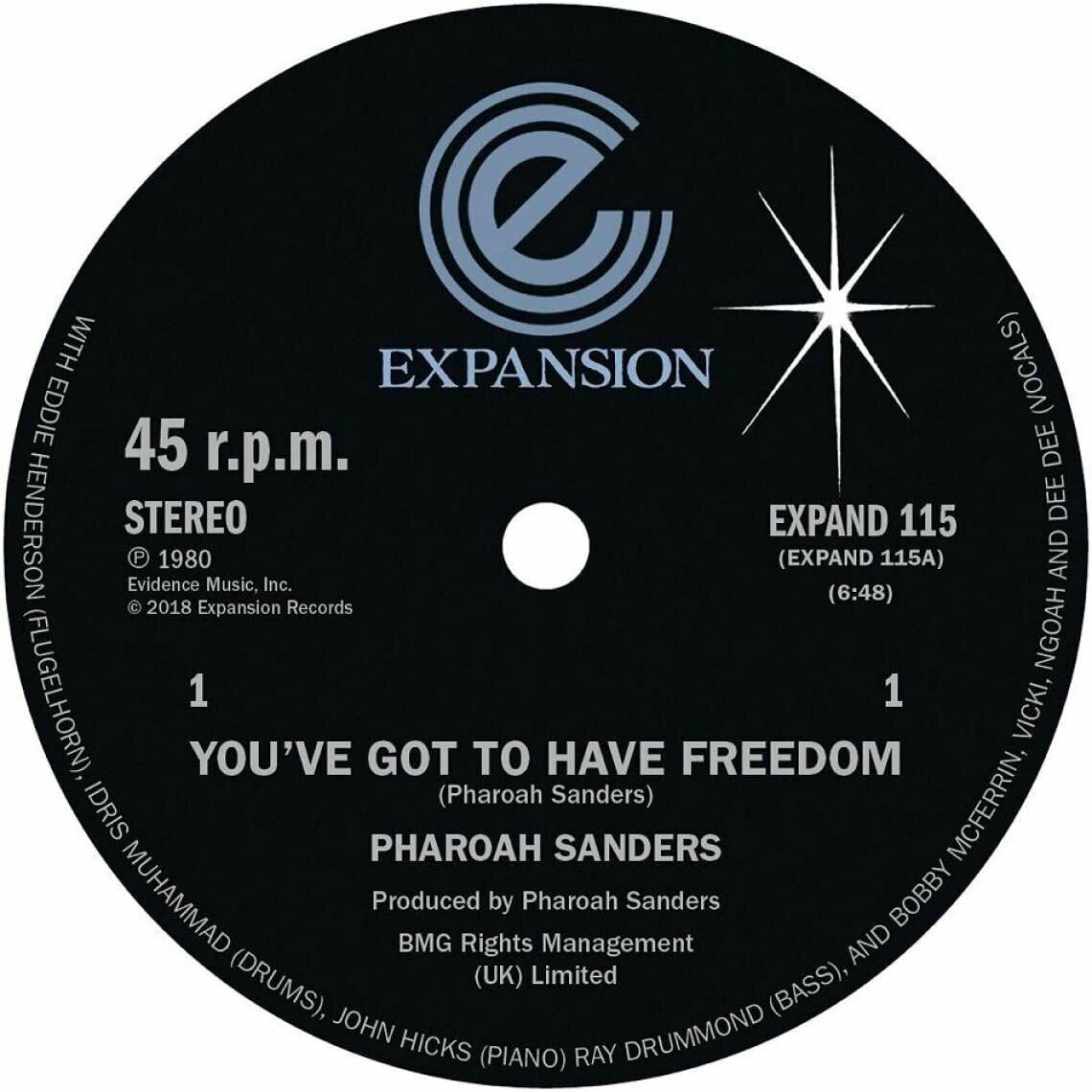 Pharoah Sanders (12-inch)