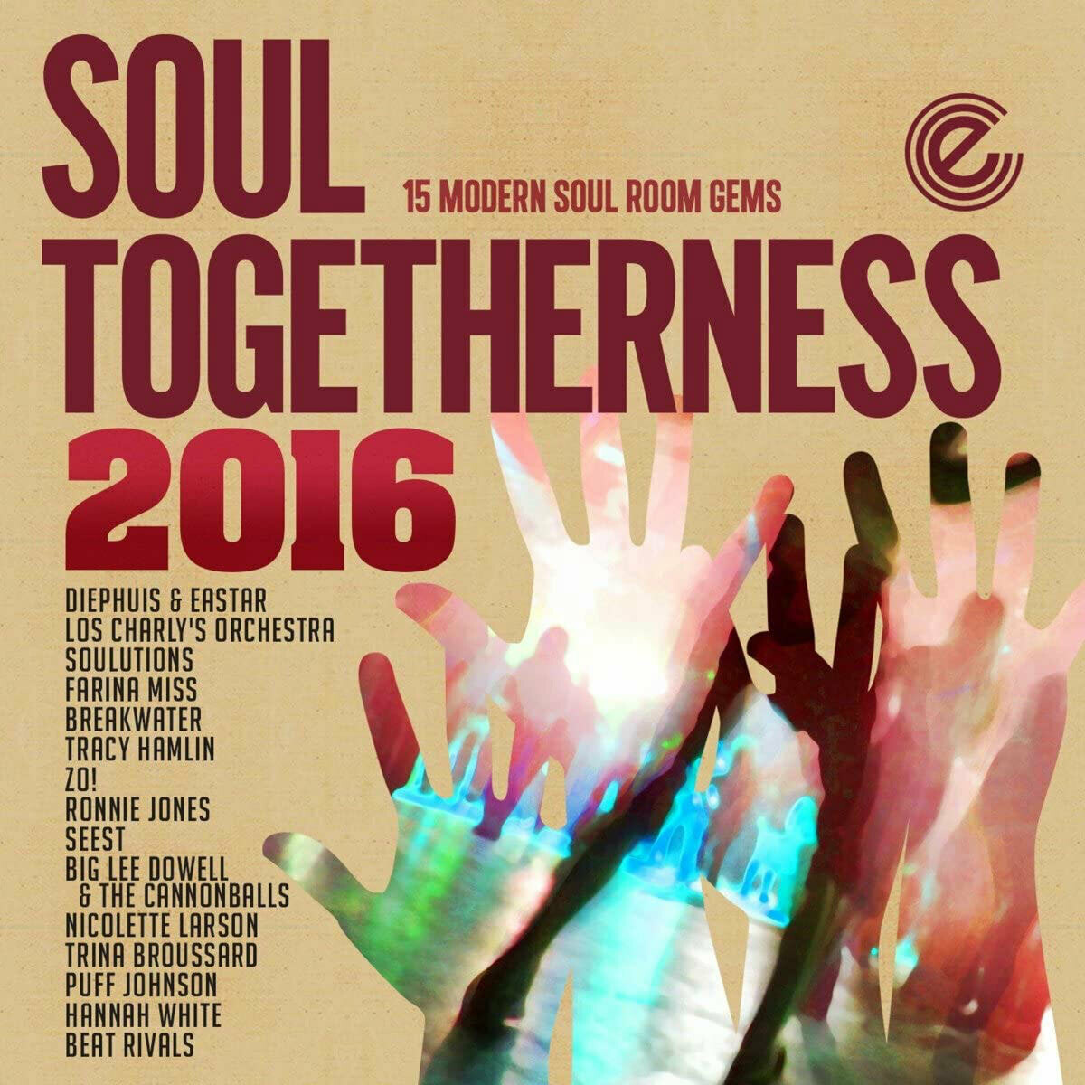 Soul Togetherness 2016 (CD)