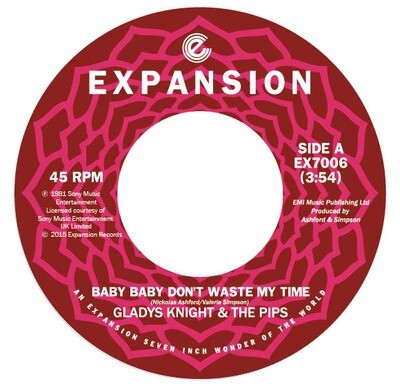 GLADYS KNIGHT & THE PIPS (45)