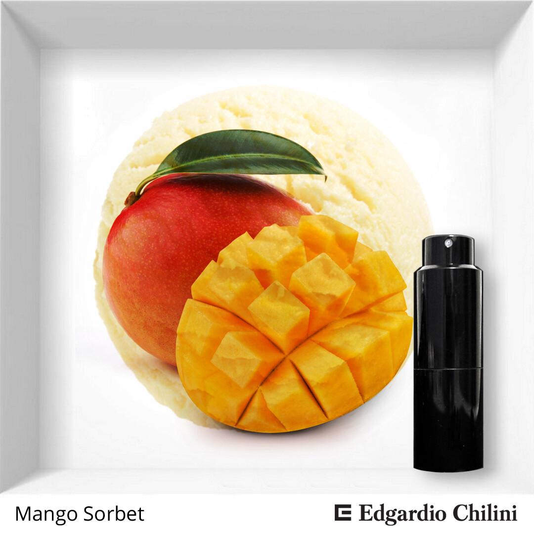 Edgardio Chilini, Mango Sorbet, mango flower fragrance