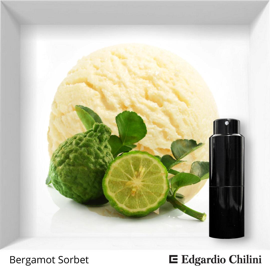 Цитрусовый свежий аромат BergamotSorbet, Edgardio Chilini