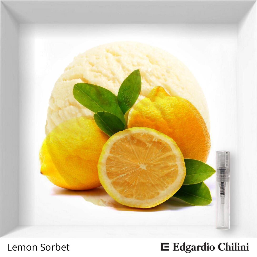 Цитрусовый аромат Lemon Sorbet, Edgardio Chilini, 2 ml