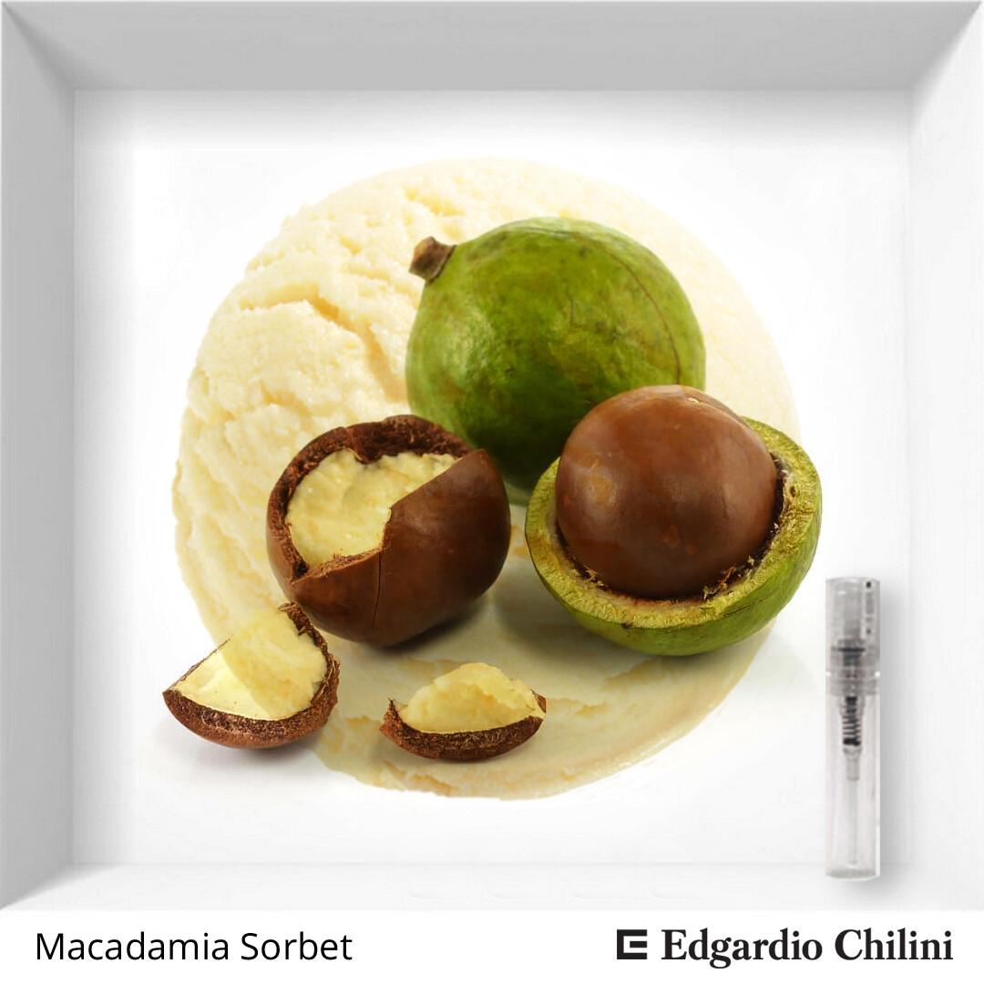 Ореховый аромат Macadamia Sorbet, Edgardio Chilini, 2 ml