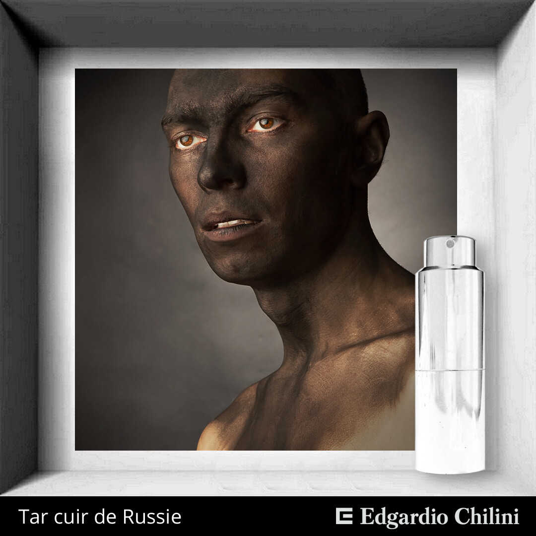 Tar Cuir de Russie, Edgardio Chilini, tar leather fragrance
