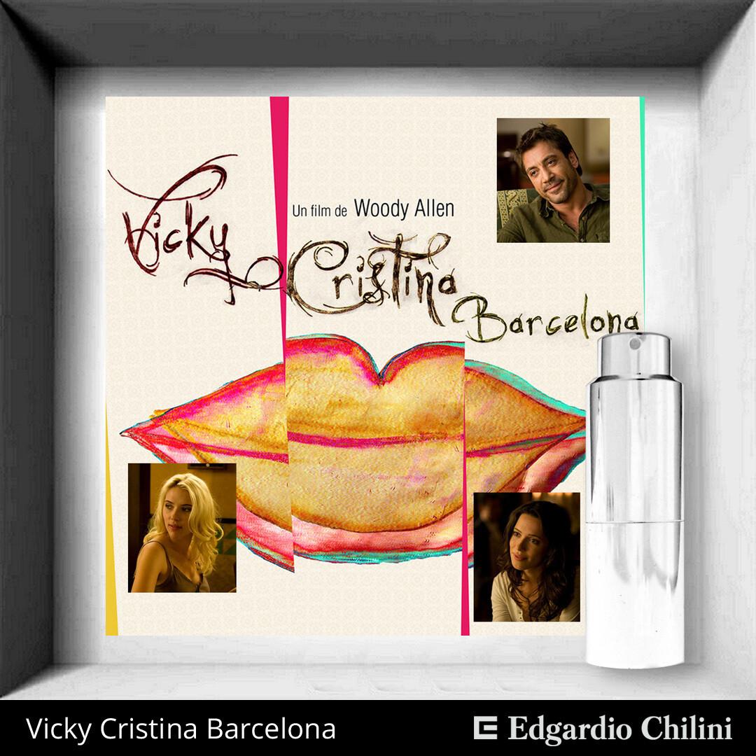 Edgardio Chilini, Vicky Cristina Barcelona, naturally scented fragrance