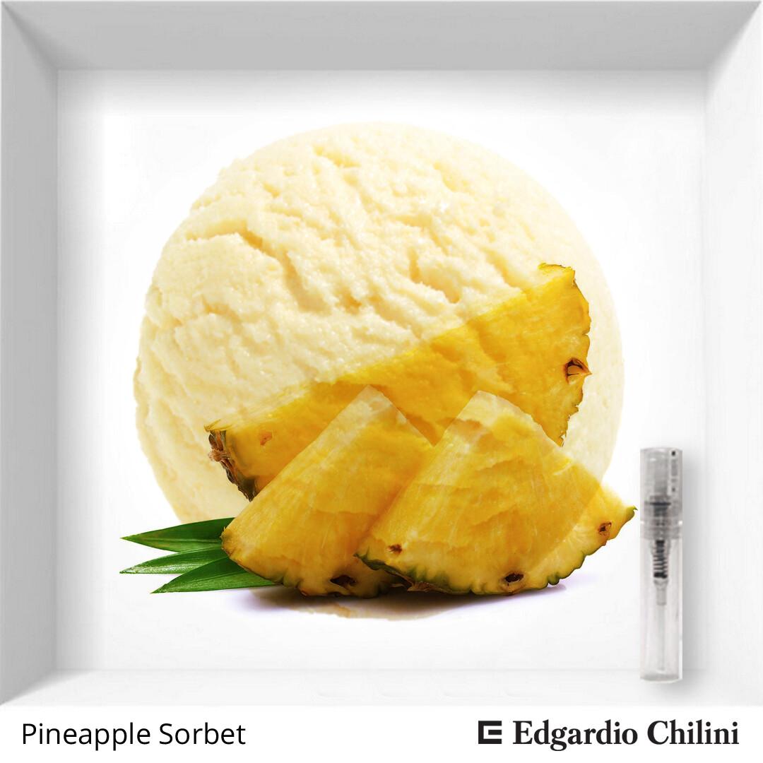 Фруктовый фужерный аромат Pineapple Sorbet Edgardio Chilini, 2 ml