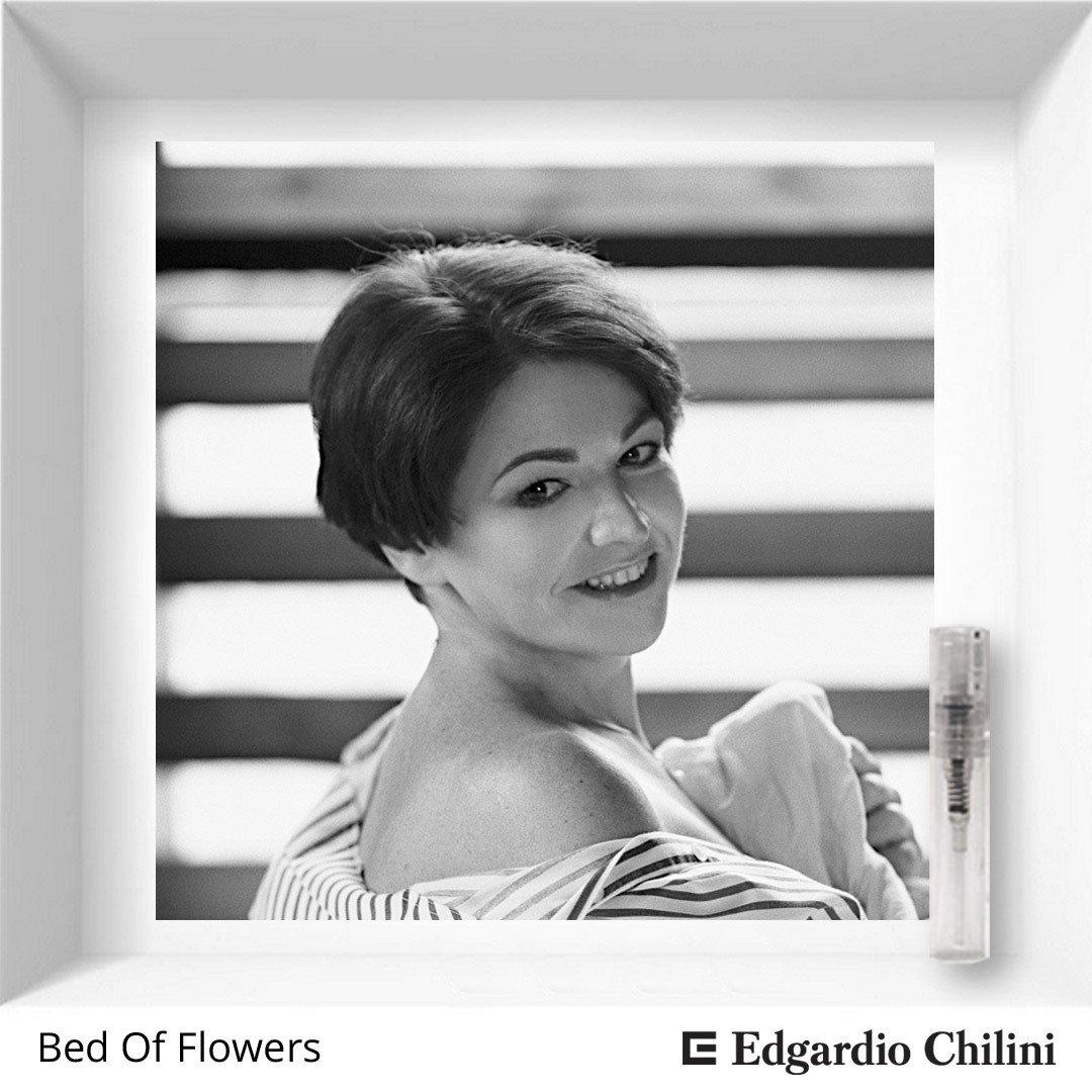 Цветочный фруктовый аромат Bed Of Flowers, Edgardio Chilini, 2 ml