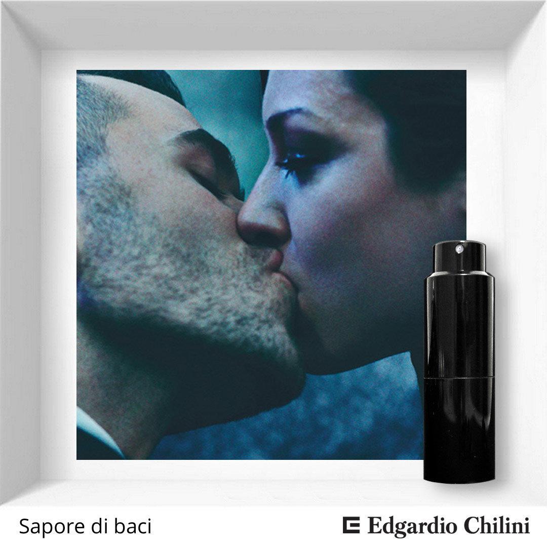 Edgardio Chilini, Sapore di baci, mint vanilla fragrance