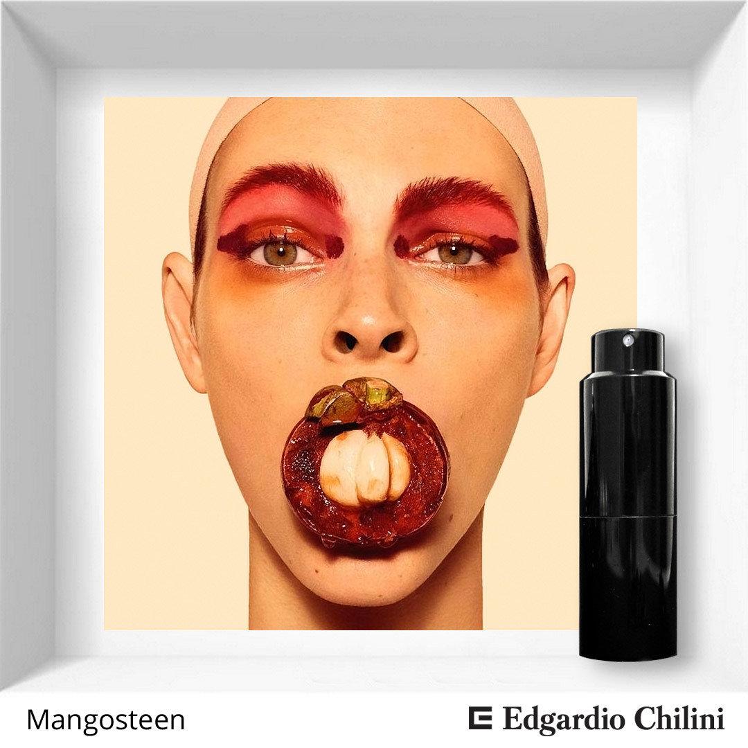 Edgardio Chilini, Mangosteen sweet fruity fragrance