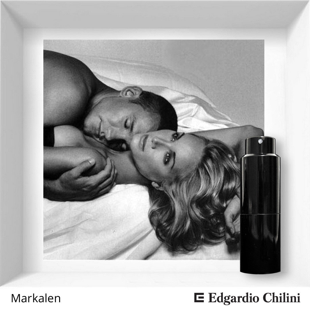 Edgardio Chilini, Markalen flower fragrance
