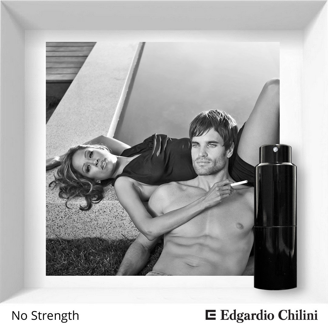 Edgardio Chilini, No Strength, floral tobacco fragrance