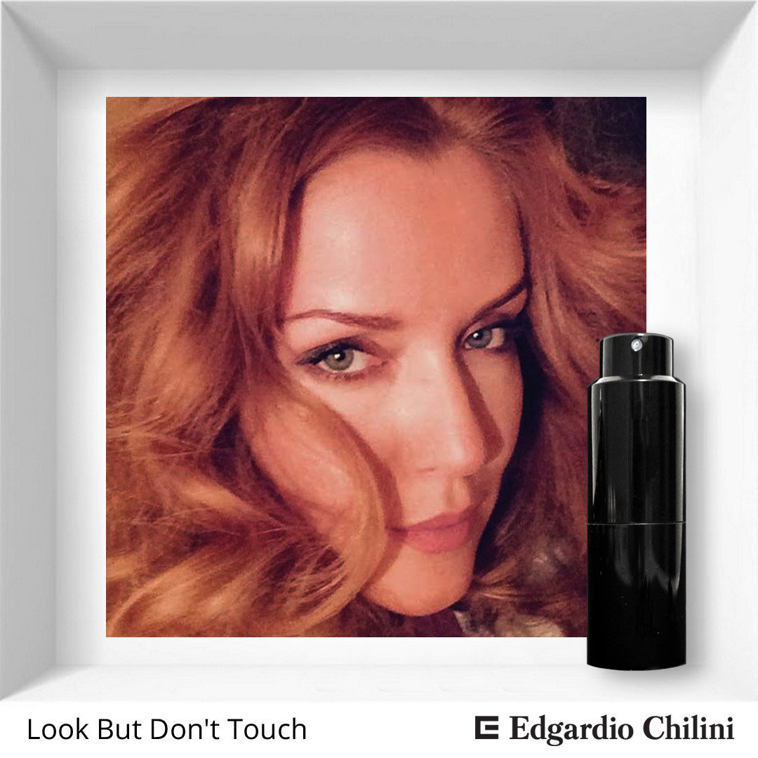 Edgardio Chilini, Look But Don't Touch, floral fruity fragrance