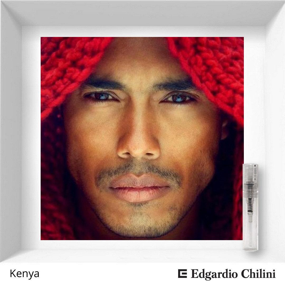 Пряный аромат Kenya, Edgardio Chilini 2 ml