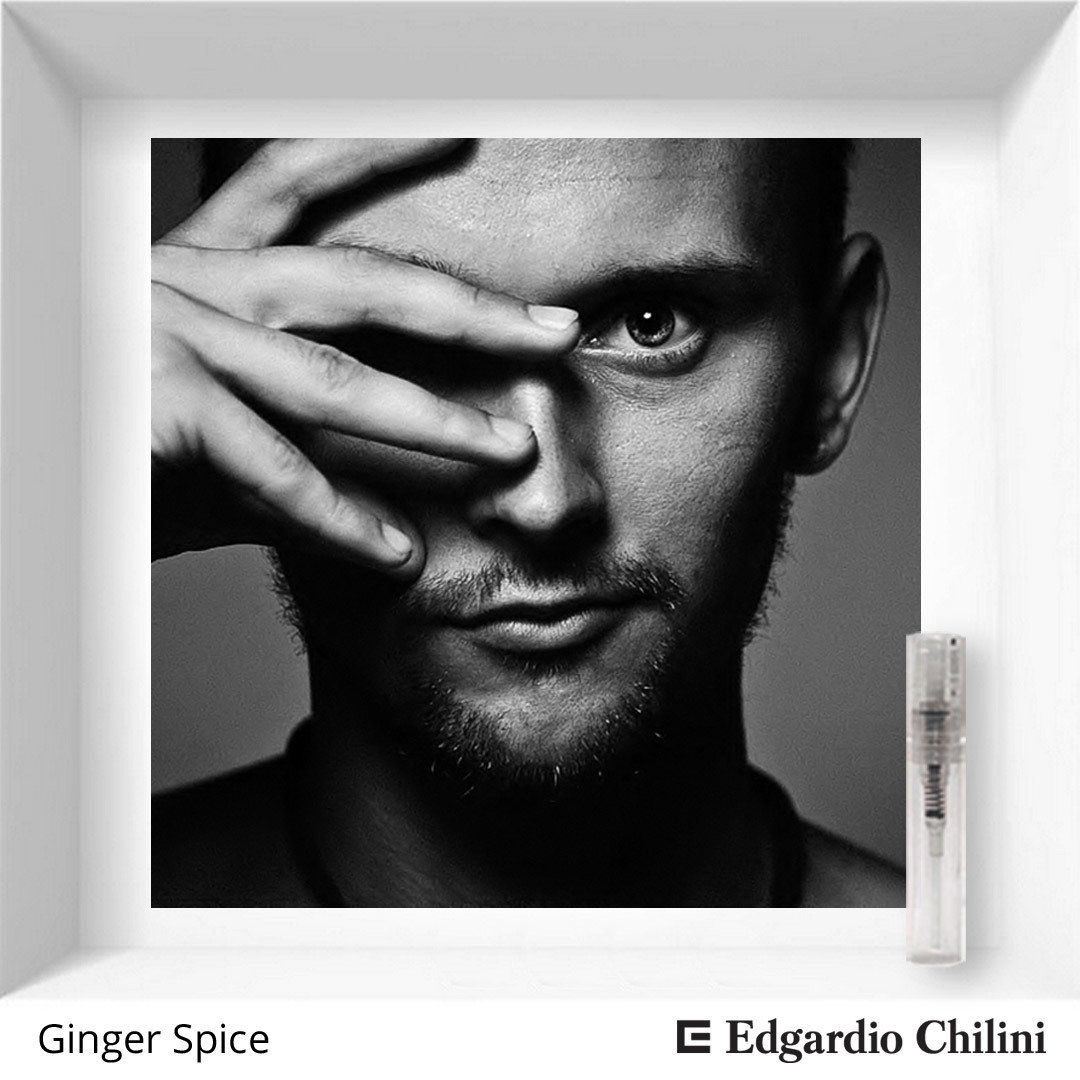 Свежий пряный аромат Ginger Spice, Edgardio Chilini, 2 ml