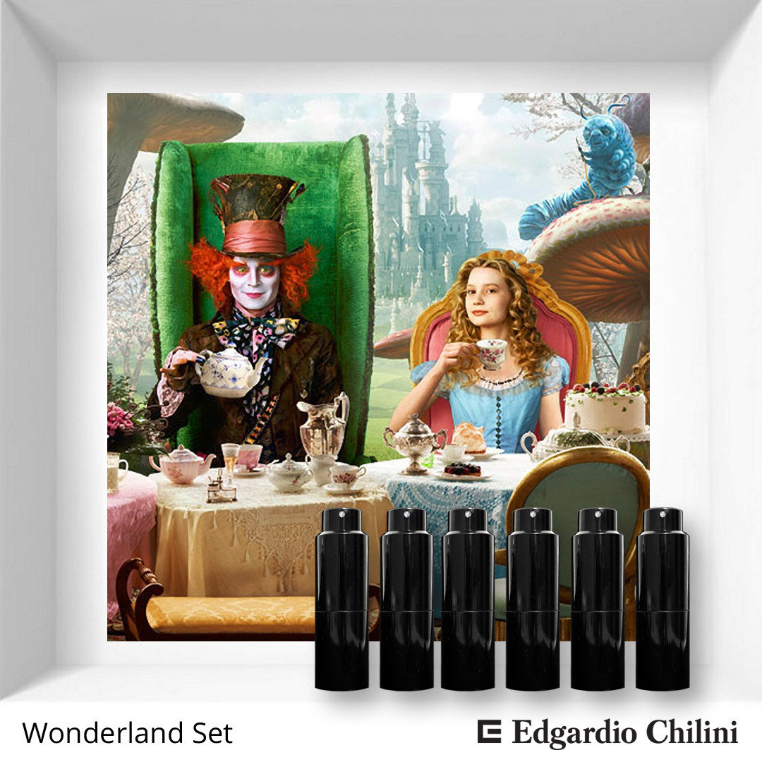 Wonderland Set Edgardio Chilini 6 х 10 ml