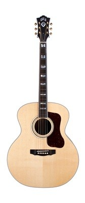 Guild F-55E Natural - Made in the USA. 2019, All Solid, Sitka Spruce top, Indian Rosewood b/s