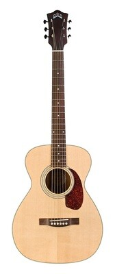 Guild M-240E - Solid Sitka Spruce Top, Mahogany B/S, Westerly Collection