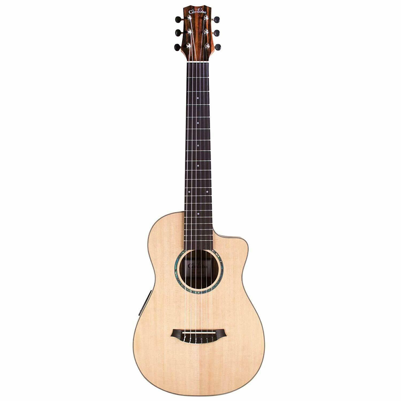 Cordoba Mini II EB-CE - Acoustic Electric Travel Guitar