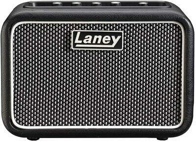Laney Mini ST-SUPERG - Battery Powered Stereo Amplifier for Electric Guitar