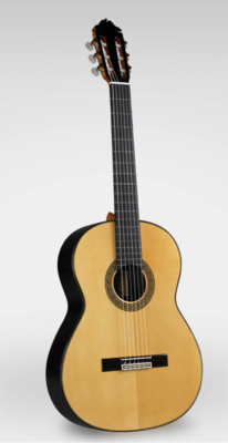 Estevé 11F - Manuel Adalid Professional Level Flamenco Guitar - All Solid Woods - Handcrafted in Valencia, Spain
