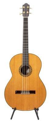 Contrabass Guitar - PS75 by Guitarras Estevé - 4 String - Handcrafted in Valencia, Spain