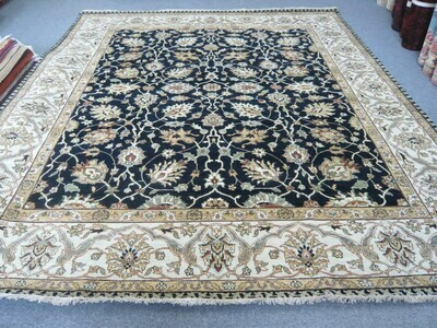 Indian Natural Dyed Rug - HALF PRICE Sold.
