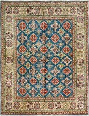 Afghan Rug Blue