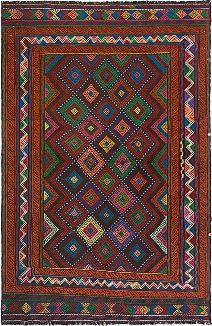 Afghan Tribal Kelim Sold.