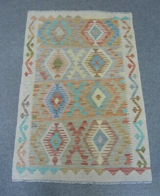 Natural Dyed Kilim - NOW SOLD