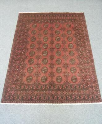 Afghan Tribal Rug Sold.